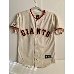 San Francisco Giants Jersey #28 Posey